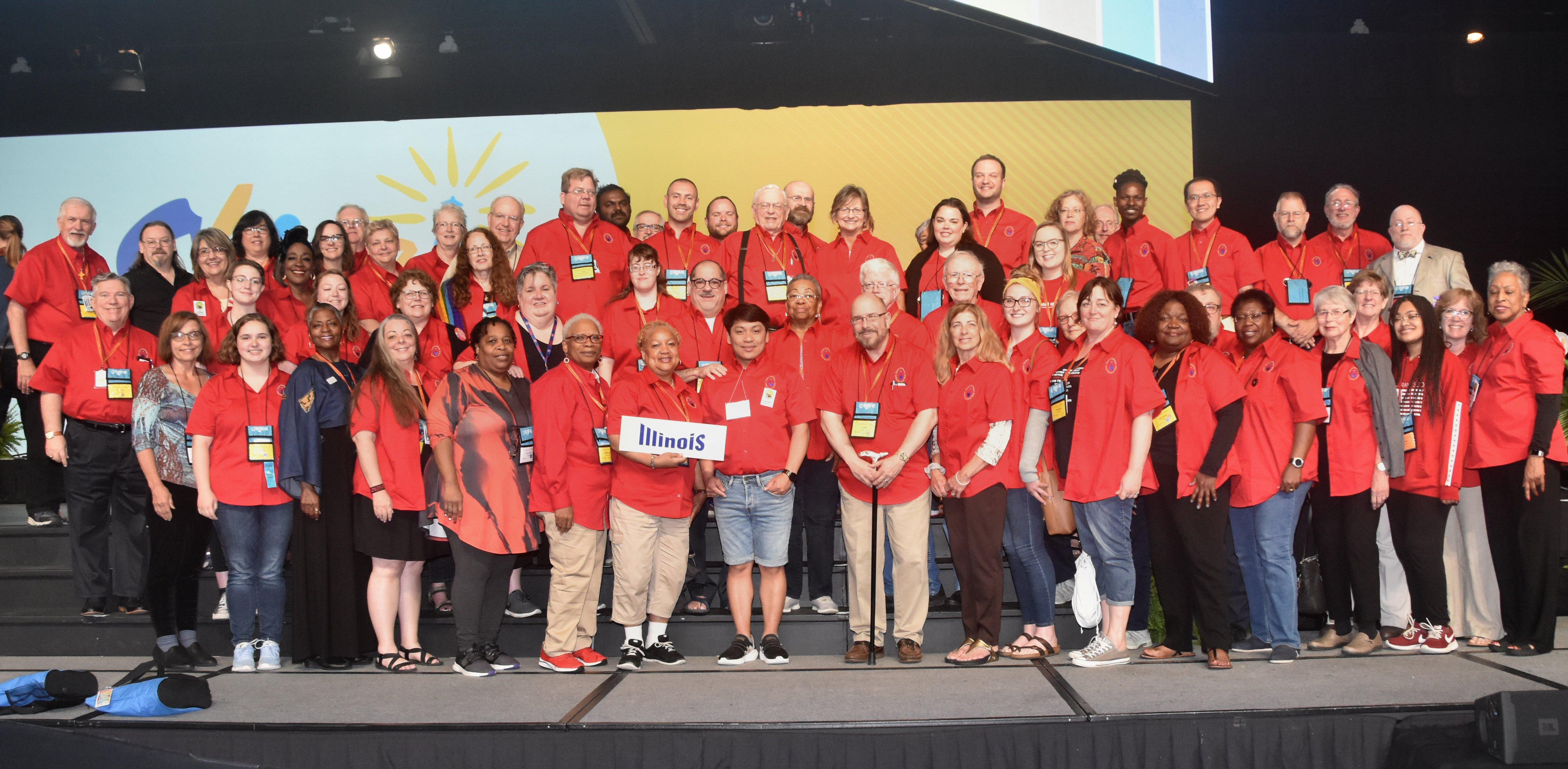 General Synod 2019 Delegation