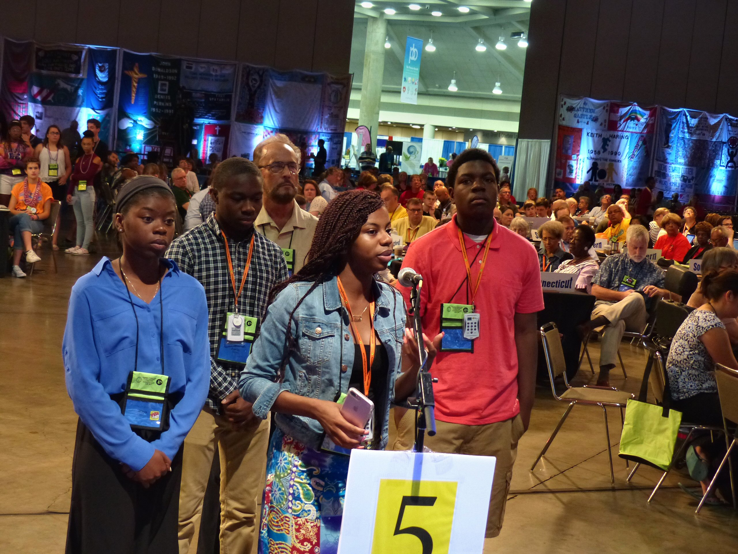 CMA Youth Delegates-General Synod