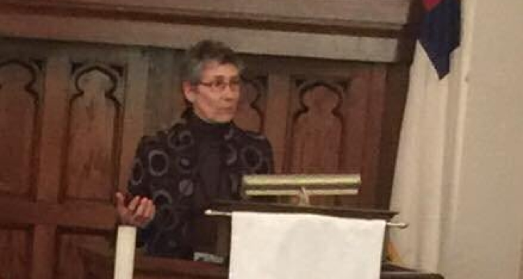 Rev. Kirsten Peachey