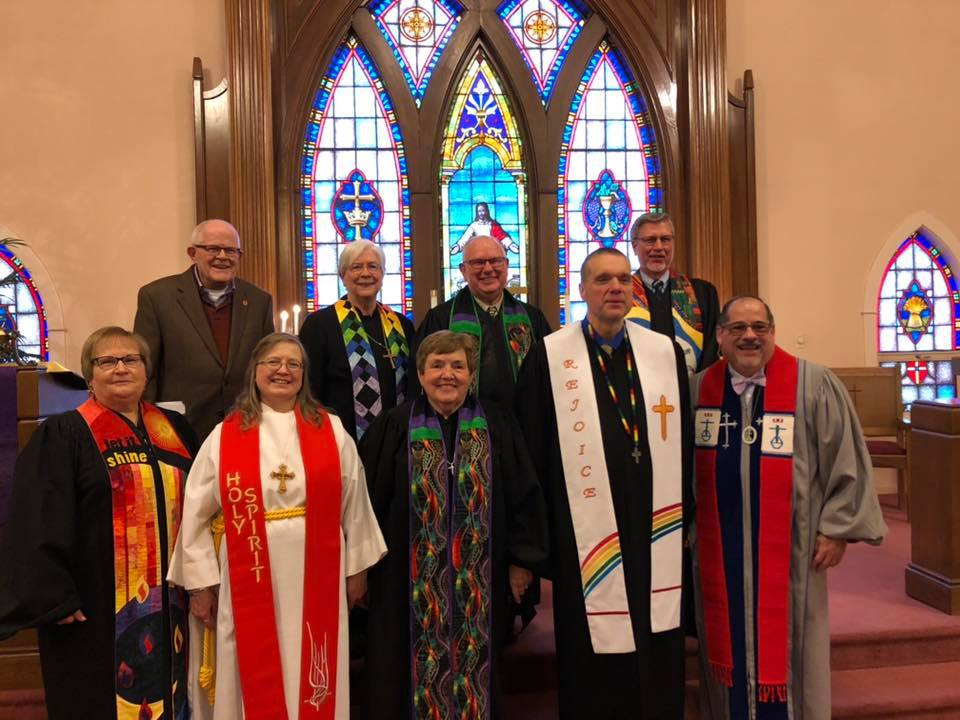 Installation Service for Rev. Kyle Timmons