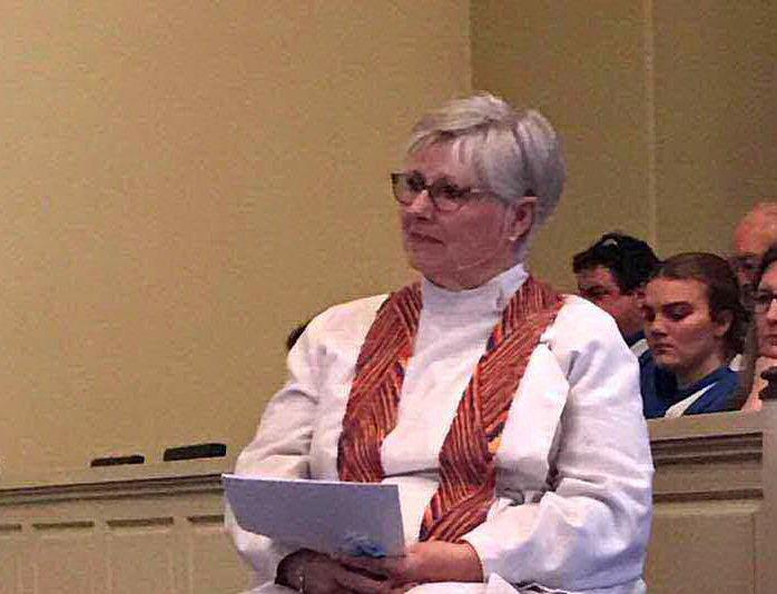 Rev. Judy Harris
