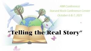 AIM Conference 2021 Logo